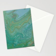 the rivers of the world Stationery Cards