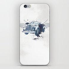Gone Trucking iPhone & iPod Skin