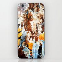 Vestiges iPhone & iPod Skin