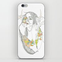 colour blind iPhone & iPod Skin