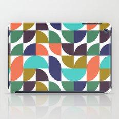 mod geo pattern iPad Case