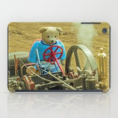 BEARY STEAM DREAM iPad Case