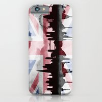 Great British Flag London Skyline 2 iPhone 6 Slim Case