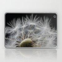 Dandelion Frost Laptop & iPad Skin