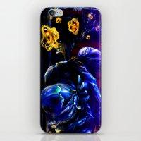 Metroid Metal: Sector 1 iPhone & iPod Skin