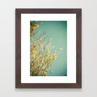 All That Glitters -- Abs… Framed Art Print