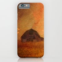 Amber Waves Of Grain iPhone 6 Slim Case