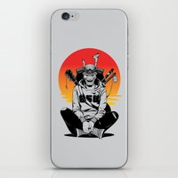 2 Suns: 868 iPhone & iPod Skin