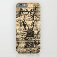 iPhone & iPod Case featuring Pride & Prejudice, Page 7 by Rebecca Loomis