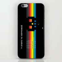 7 Steps To Happiness iPhone & iPod Skin