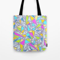Abstract #001 Tote Bag