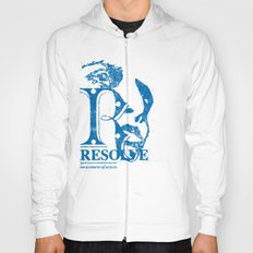 Resolve - On a course of action Hoody