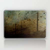 The Skies Grew Darker (It Made Our Hearts Seem Lighter) Laptop & iPad Skin