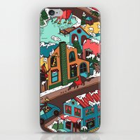 This Place Is A Zoo! iPhone & iPod Skin