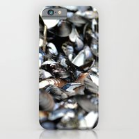 iPhone & iPod Case featuring Piling Up by Brittany Hart