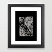 Drawing 3 Framed Art Print