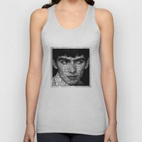The Fab Four Songs - Geo… Unisex Tank Top