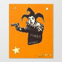 Pussy Power World Games Inc. Canvas Print