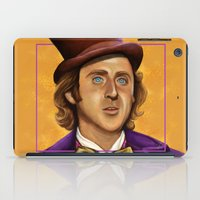 The Wilder Wonka iPad Case