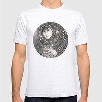 Yokoo Mens Fitted Tee Ash Grey SMALL