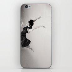 A Girl (Underwater) iPhone & iPod Skin