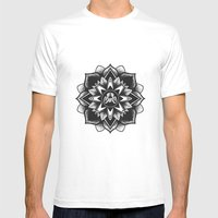SUS Clothing  Mens Fitted Tee White SMALL