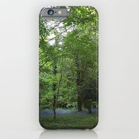 Bluebell Wood iPhone 6 Slim Case