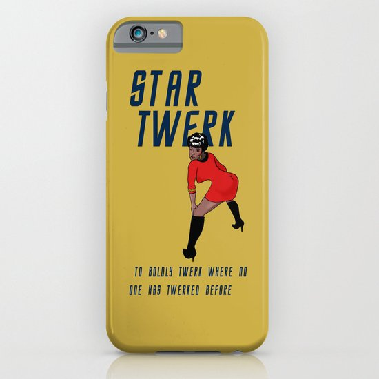 STAR TWERK iPhone & iPod Case