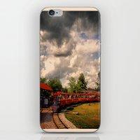 Zoo Train iPhone & iPod Skin