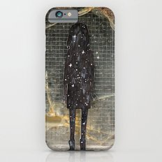 Space girl iPhone 6 Slim Case