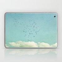 September Sky Laptop & iPad Skin