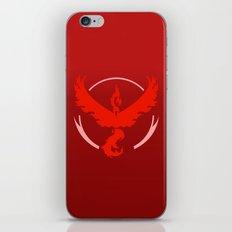 Team Valor iPhone & iPod Skin