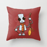 You're a Wizard Ned! Throw Pillow