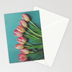Spring Forward Stationery Cards