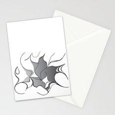 bursts Stationery Cards