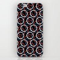 Olympica Black iPhone & iPod Skin