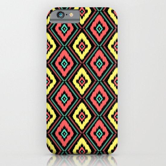 Zig Zag Ikat iPhone & iPod Case