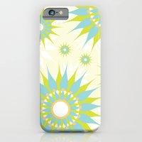 iPhone & iPod Case featuring Popsy Twirl by Marcia Copeland