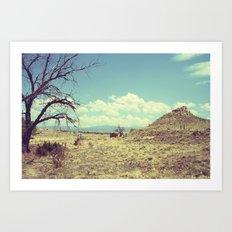 New Mexico 8 Art Print