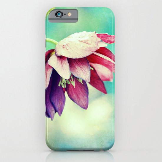Black hellebore iPhone & iPod Case