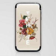 Thrive I iPhone & iPod Skin