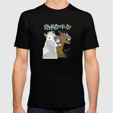 Young Frankenstein Mens Fitted Tee SMALL Black
