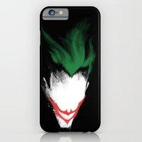 The Dark Joker iPhone 6 Slim Case