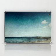 Blackening Skies Laptop & iPad Skin