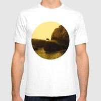 I Am From Another Planet Mens Fitted Tee White SMALL