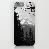 iPhone & iPod Case featuring Mountain View by Dana E