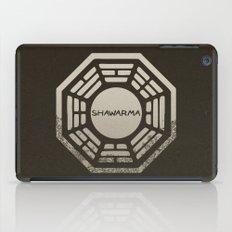 Shawarma iPad Case