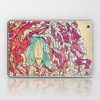 I Long For The Mountains… Laptop & iPad Skin
