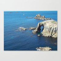 Cornwall Canvas Print