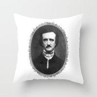 Poe Throw Pillow